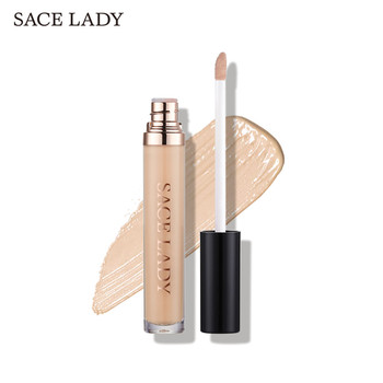 SACE LADY Pro Concealer Makeup Full Cover for Eye Dark Circle Face Corrector Cream Liquid Eye Primer Base Make Up Brand Cosmetic