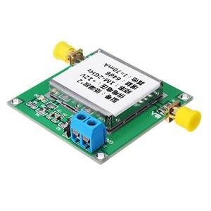 Image 2 - Amplificador de baixo nível de ruído lna da placa do amplificador de banda larga do rf do ganho de 0.1 2ghz 64db