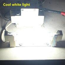 Dimmable R7S COB LED Lamp Bulb Glass Tube for Replace Halogen Light Spot Light 78mm 118mm AC 110V 220V Energy saving lighting