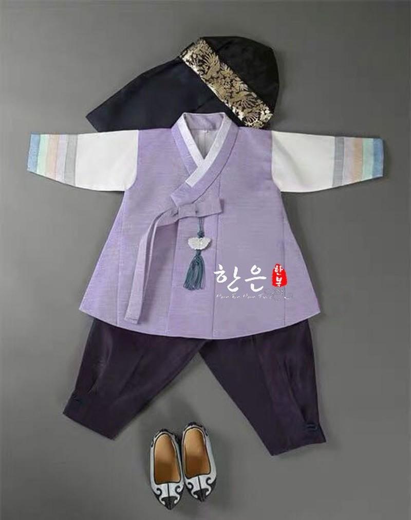 Korea Imported Fabrics Boys Birthday Korean Children's New Korean Clothing Performance Clothing / He - Tz 6260.