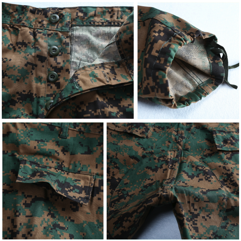 Image 5 - Mens Military Army Combat BDU Pants Work Casual Camouflage Fashion Cargo Pants-in Cargo Pants from Men's Clothing