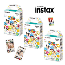 Fujifilm Instax Mini 11 Film nowe Tsum 10 20 30 arkuszy papier fotograficzny dla Fujifilm Fuji Instax Mini 9 8 7s 25 20 50s 70 90 kamery tanie tanio Fuji Fujifilm Instax Mini Film JP (pochodzenie) New Tsum T Sheet Photo Paper 86x54mm 3 39 x2 13 62x46mm 2 44 x1 81 10 20 30 Sheets(Optional)