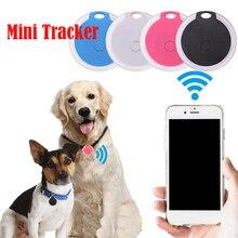 Kinder Alten mann-Tracker Finder Haustiere Smart Mini GPS Tracker Anti-Verloren Wasserdichte Bluetooth Tracer Für Haustier Hund Katze schlüssel Brieftasche Tasche