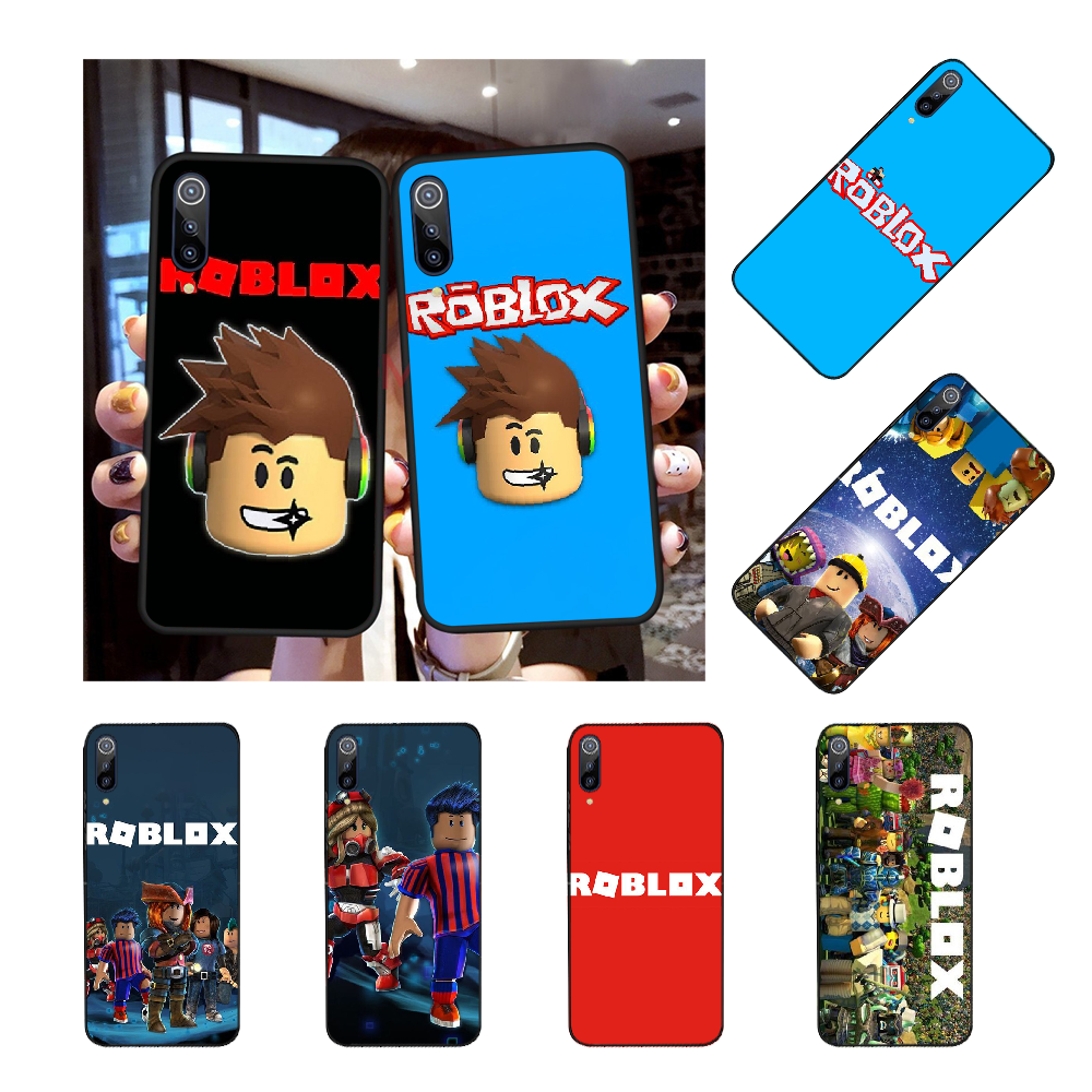 Nbdruicai Populaire Game Roblox Zachte Siliconen Tpu Telefoon Cover Voor Redmi Note 8 8A 7 6 6A 5 5A 4 4X 4A Go Pro Plus Prime