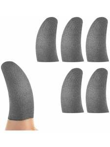 Finger-Cover Game-Controller Non-Scratch-Sleeve Sweat-Proof Sensitive Nylon Mobile-Touch