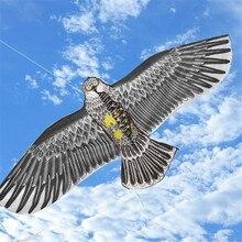 1,6 м цвет огромный орел кайт дети Летающие птицы воздушные змеи садовая скатерть игрушки для детей подарок родитель-ребенок Интерактивная игрушка