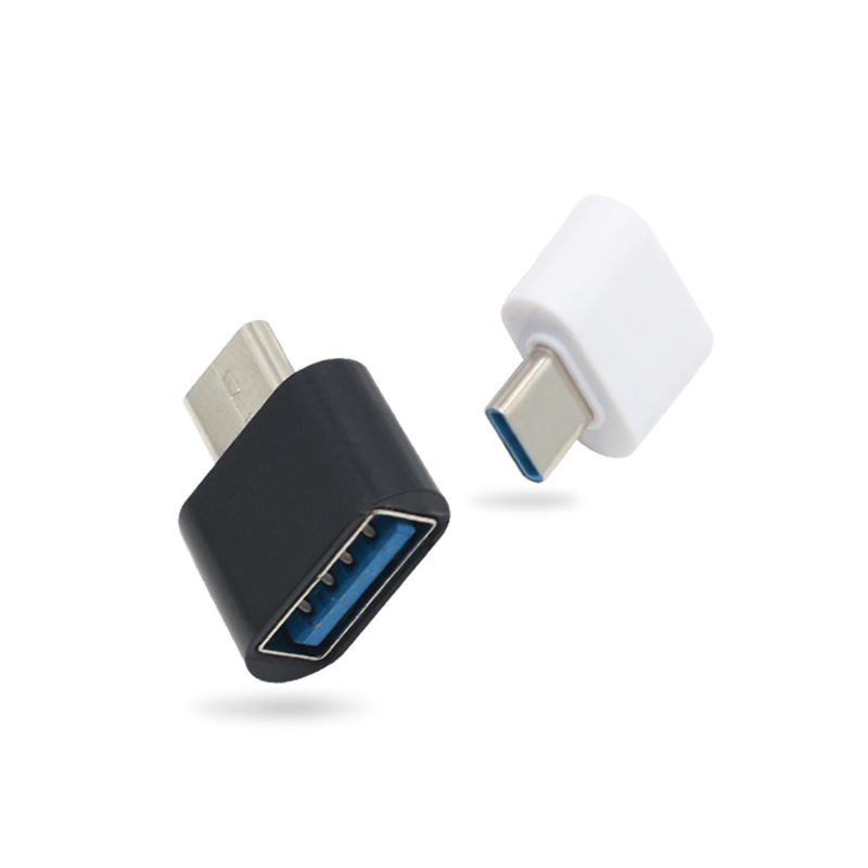 OTG Adapter USB Type C To USB For Tablet Macbook Notebook Mobile Phone Keyboard Mouse SD Card Reader Flash Drive Hard Disk