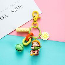 Miyazaki hayao Мультяшные брелоки totoro брелок для ключей с