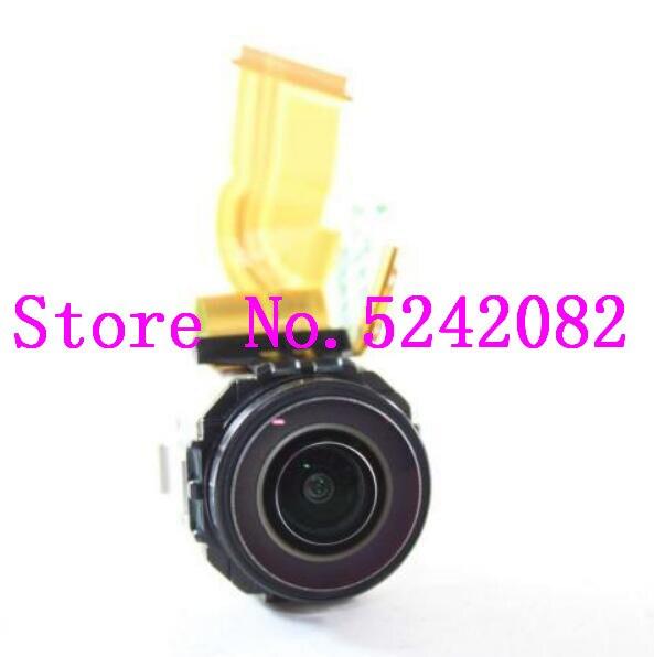 Original Camera Repair Parts For Sony FDR-X3000R FDR-X3000 X3000R X3000 4K Zoom Lens Unit With CCD Sensor