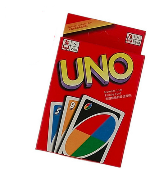 One Card Standard Edition 270G Educational Development Mental Casual Party Desktop Game