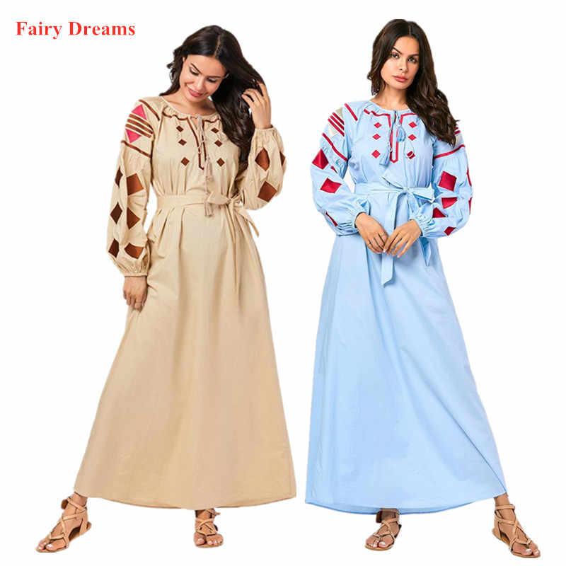 붕대 이슬람 드레스 여성 두바이 abaya mujer 터키 터키 caftan 블루 kakhi 플러스 크기 kaftan 이슬람 의류 방글라데시 가운
