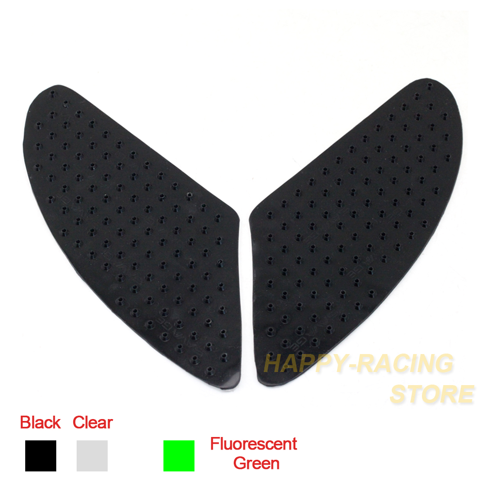 Anti Slip Sticker Tank Traction Pad Side Knee Protector For HONDA Goldwing 1800/GL1800 Shadow 750/600 <font><b>VFR1200</b></font> VFR1200F VTX1300 image