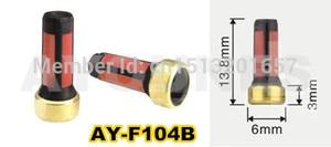 Image 5 - Высококачественный микрофильтр топливного инжектора 13,8*6*3 мм MD619962, 20 шт., оптовая продажа, для японских автомобилей 0280156139