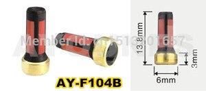 Image 5 - 高品質 20 個卸売燃料噴射装置マイクロフィルター 13.8*6*3 ミリメートル MD619962 日本車 0280156139 AY F104B ため