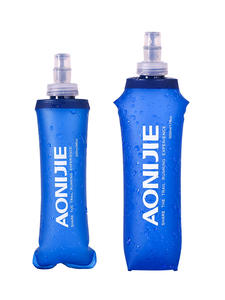 AONIJIE Water-Bottle Vest Waist-Bag Hydration-Pack Soft Flask Folding Running Collapsible