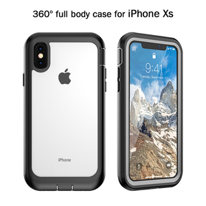 Image 2 - Case Voor Iphone 12 Pro Max 11 Pro Xr Xs 7 8 Effen Schokbestendig Siliconen Telefoon Case Screen Bescherm Case phone Case Clear Back Cover