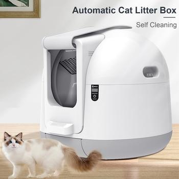 Self Cleaning Cat Litter Box  1