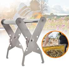 Beekeeping tool stainless steel nest box  thicken clip bee hives