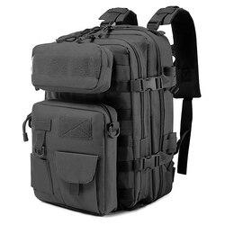 900D Military Tactical Backpack Male Army Assault Bag Molle Pack Hunting Backpak Hiking Trek Waterproof Bag Man Outdoor Rucksack