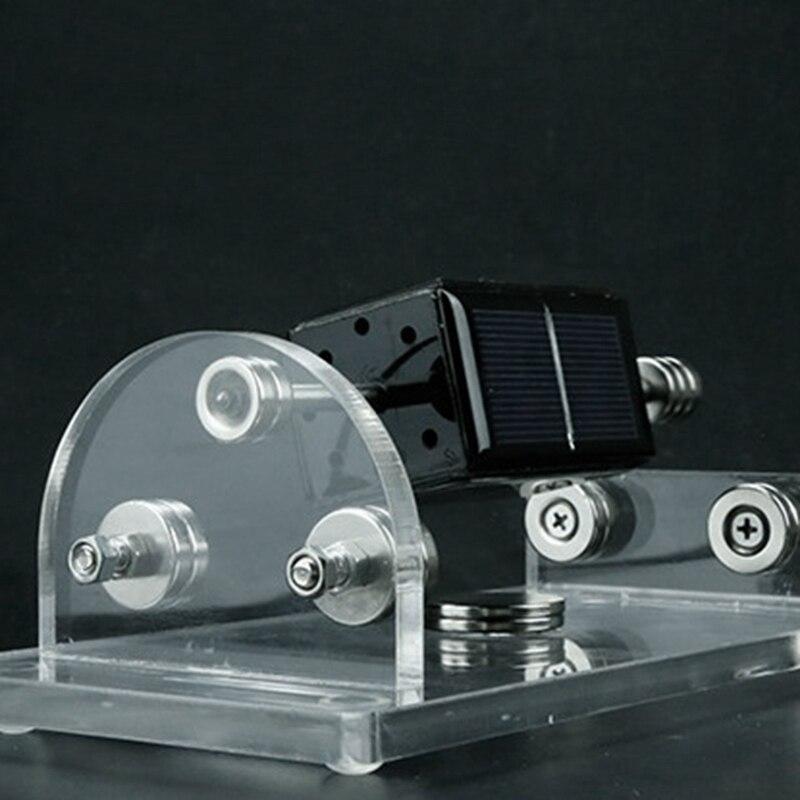 Xd quente-suspensão magnética brinquedos motores solares motores