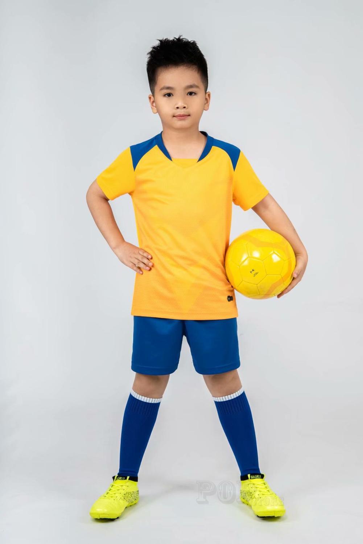 Kids football Uniforms boys girl soccer Jerseys Custom child Soccer Jersey Set Sportswear t-shirt sports suit new style 22