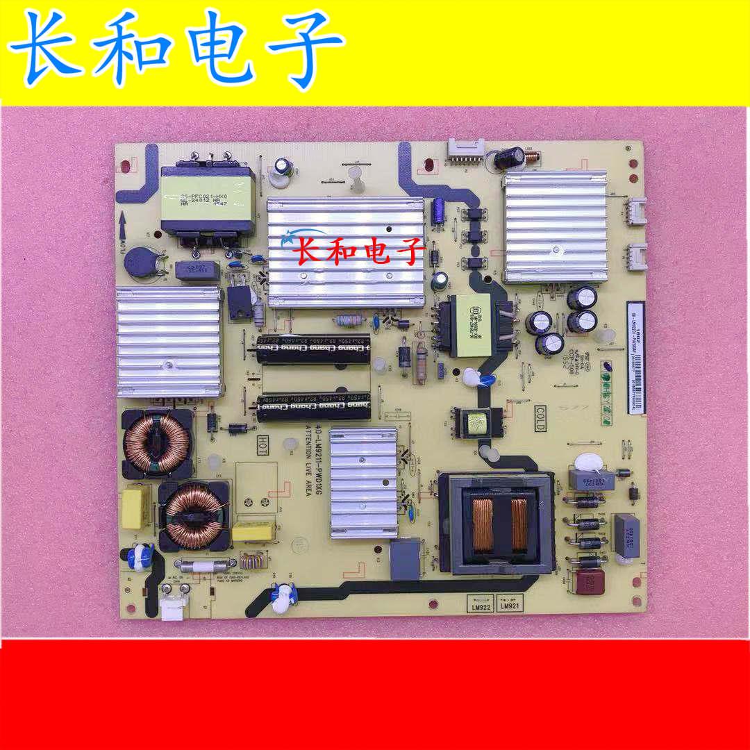 Logic Circuit Board Motherboard L55e5800a-ud D55a620u B55a858u Power Supply Plate 40-lm9211-pwd1xg