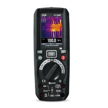Multímetro digital esperto de cem DT-9889 com o medidor térmico infravermelho industrial do imager dois-em-um de bluetooth rms verdadeiro
