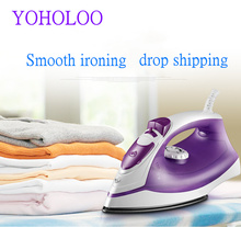 Portable Electric Iron Handheld Steam Multi-Speed Adjustment Cleaning Garment Steamers For Home Travelling