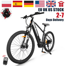 Electric Mountain Bike 27.5 Inch 140KM Long Endurance Power Assisted Electric Bicycle