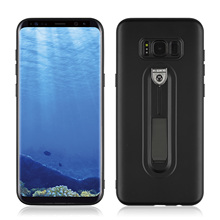 Anti Skid Scratch Resistant Shock Absorption Anti Scratch Anti Skid TPU+PC Phone Case For Samsung Galaxy S8 Plus Shock Proof aoluguya anti shock snow water resistant pc silicone case for samsung galaxy s4 i9500 black