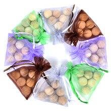 6 шт./пакет чистый натуральный Ароматные шарики камфоры эвкалипта шарики вредителей Управление моли репелленты предотвращения плесени являются водоотпорными