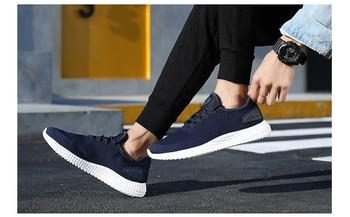 2019 Male Comfortable Shoe Breathable Casual Men Fashion Shoes Casual Sneakers For Men  Shoes Men Footwear S2436-2442