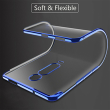 Series Phone Luxury Slim TPU Clear Soft Case Protective Cover For Xiaomi Redmi K20 pro Fundas Capa 9 9T SE