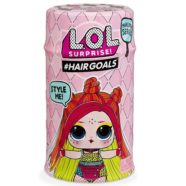 Doll L. O. L. Surprise With Hair 2 Wave LOL Original
