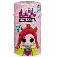 Lalki L. O. L. Niespodzianka z włosami 2 fala LOL oryginał