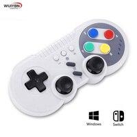 Bluetooth Wireless NS Switch Controller Mini Joystick di gioco per nintendo Switch lite macchina da gioco PS3 PC Steam