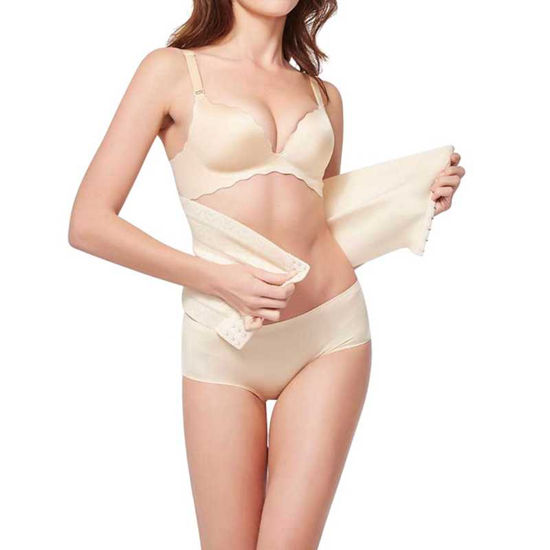 2019 женский утягивающий корсет для талии женский однотонный пояс корсет для девочек Корректирующее белье