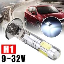 цена на Mayitr 1pc H1 Q5 4COB LED Car Fog Lamp Super White 6000K-7000K Daytime Running Light Headlight Bulb for Car Light Source