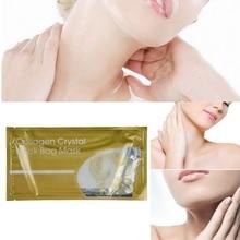 1 Pc Collagen Neck Mask Firming Skin Lighten Fine Lines Brighten Skin Colour