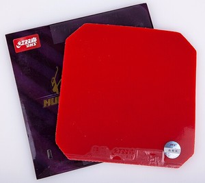 Image 3 - DHS Hurricane 3 50 3 50  sponge Pips in (PingPong) Rubber With Sponge Malong Xuxin backhand