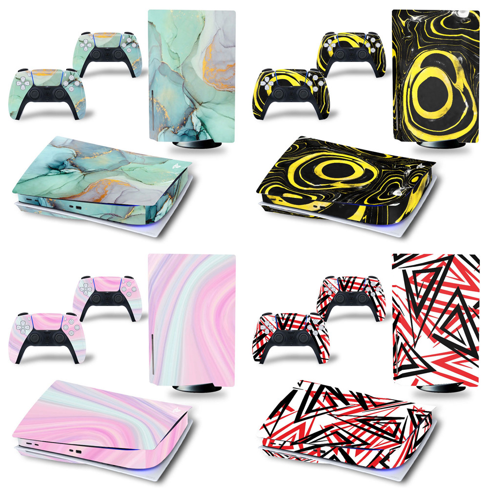 for PS5 Disk Skins Wraps  Sticker  Covers  Decals wholesale price 1