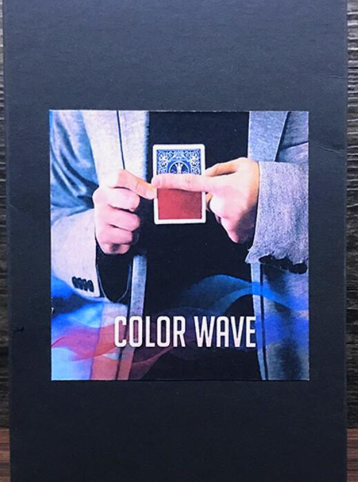 Color Wave By Harapan Santoso Ong (can Make Gimmicks By Yourself), Magic Tricks