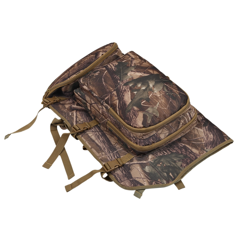 Bogenschießen Jagd Verbindung Bogen Tasche Gepolsterte Schicht Schaum Bogen Fall Verbindung Bogen Wilden Rucksack Camouflage