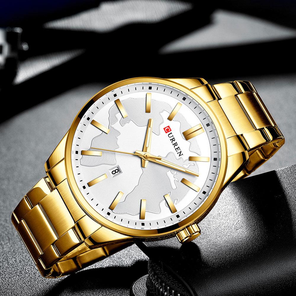 curren 8366 Quartz Watch