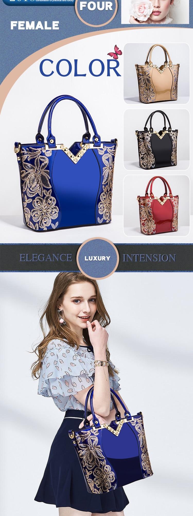 Bolsas de couro grande bolsa feminina de