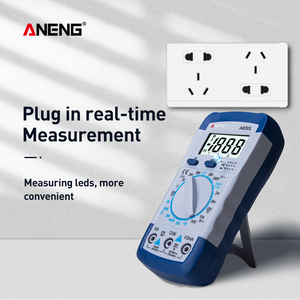 Image 2 - ANENG A830L Profesional Current Tester Luminous Display with Buzzer Function Digital AC/DC Voltage Diode Frequency Multitester
