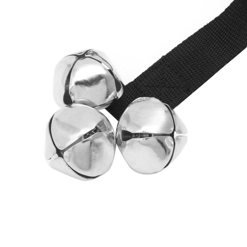 2020 New Dog Potty Training Bell Doorbell Adjustable for Housebreaking Housetraining Door-4