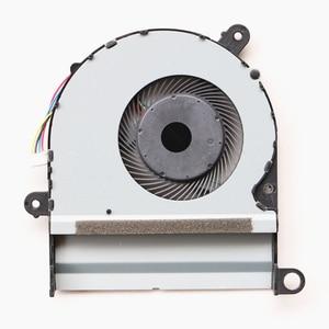 laptop cpu fan for asus UX310 ux310uq A400U a400uq rx310 U400U UX410 RX410 RX410U cpu cooling fan(China)