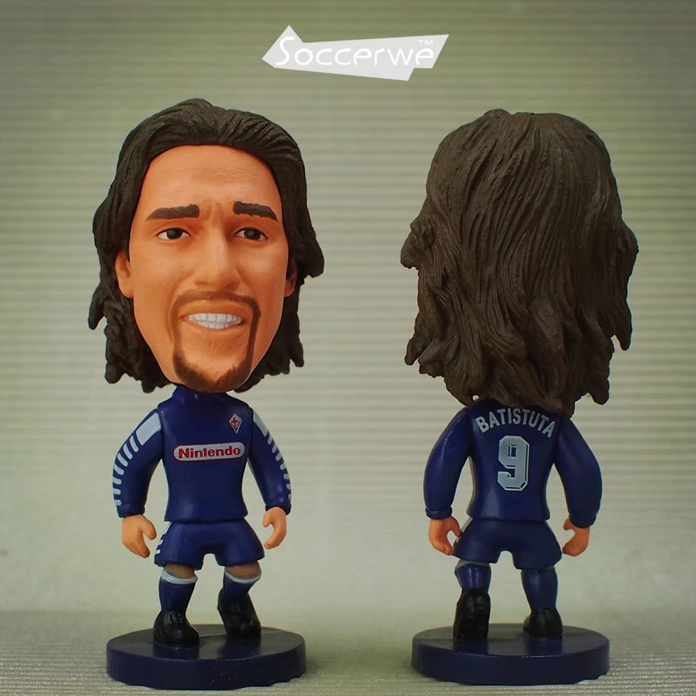 Dolls Batistuta 1996 2.5inch Resin Figurine