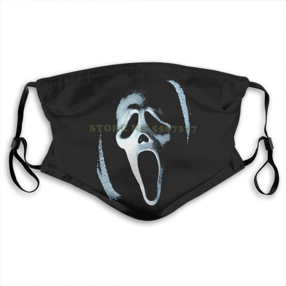 Face Mask Scream Anti Dust With Filter For Men For Women Kids Girl Boy Teens Masks